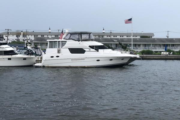 45' Silverton 453 Motor Yacht 1999 | Phoenix Rising