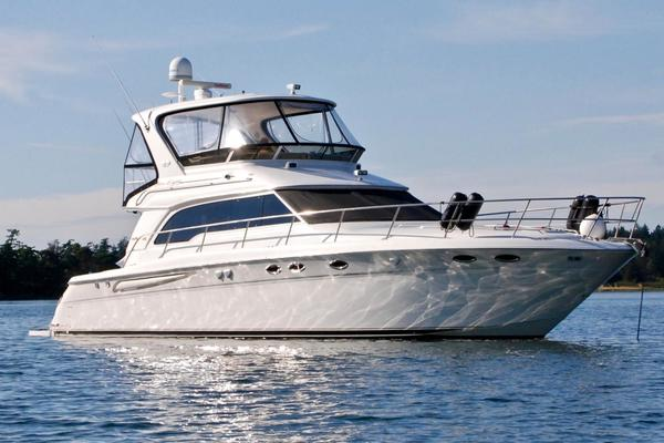 48' Sea Ray 480 Sedan Bridge 2000 | Catrina II