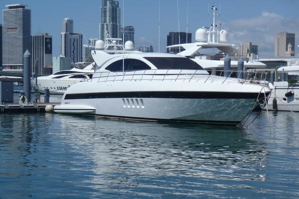 Picture Of: 72' Mangusta 72 2006 Yacht For Sale | 2 of 47