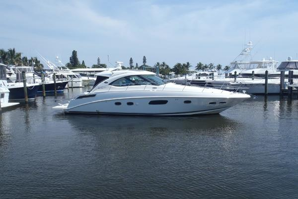 43' Sea Ray 43 Sundancer 2009 | VENTURE OUT