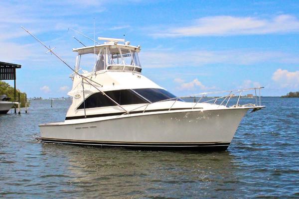 Ocean Yachts 35' 35 Super Sport 1991