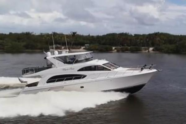 Picture Of: 64' Hatteras 64 Motor Yacht 2006 Yacht For Sale | 2 of 56