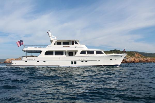 Picture Of: 90' Offshore Yachts Voyager 2013 Yacht For Sale | 3 of 42