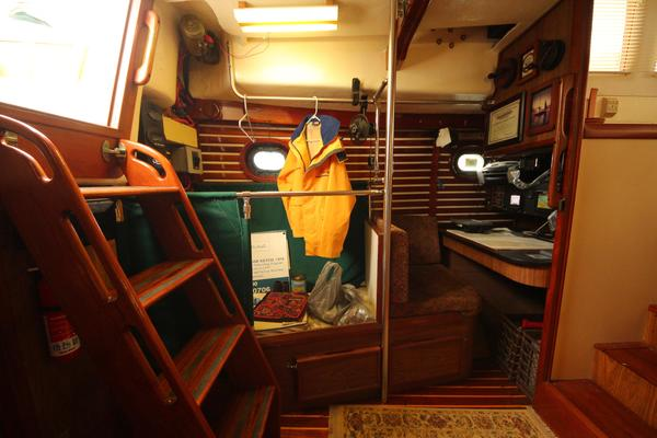 1978CSY 44 ft 44 PILOTHOUSE   Memory Rose