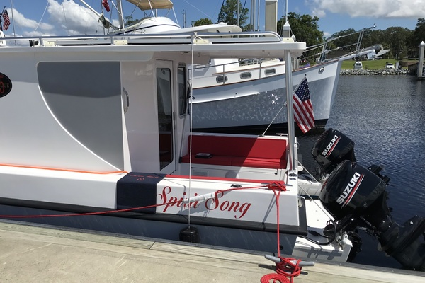 2018Mirage 35 ft Great Harbour TT35   Spirit Song