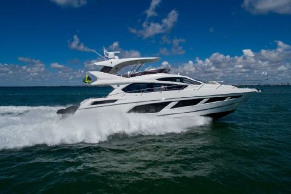 Sunseeker 65' Manhattan 65 2017