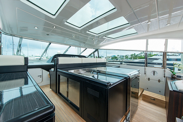 2007 Mangusta 80'  COAL BLOODED | Picture 1 of 44
