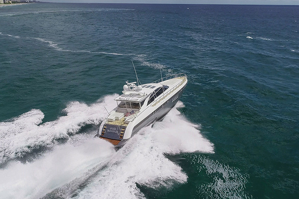2007 Mangusta 80'  COAL BLOODED | Picture 3 of 44