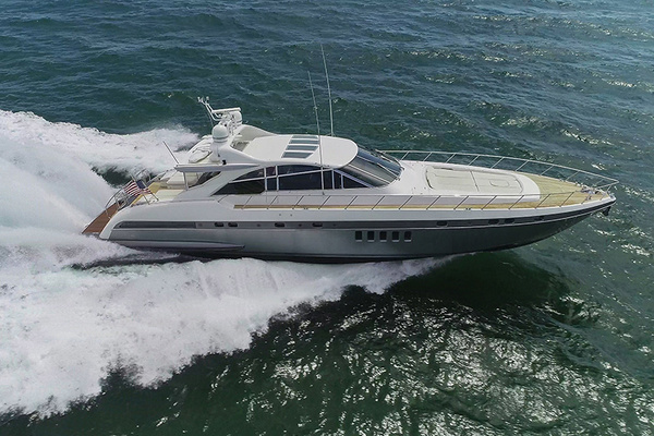 Picture Of: 80' Mangusta 2007 Yacht For Sale | 1 of 44
