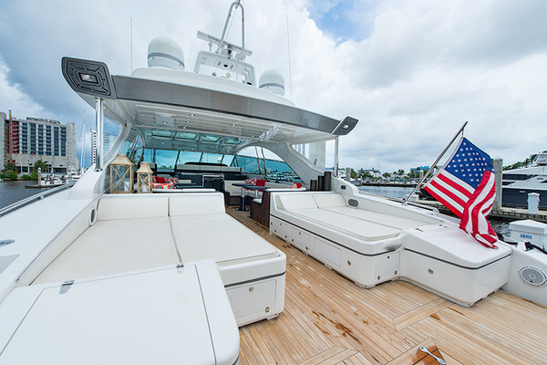 Picture Of: 80' Mangusta 2007 Yacht For Sale | 2 of 44
