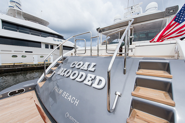 2007 Mangusta 80'  COAL BLOODED | Picture 2 of 44