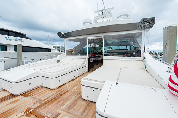 Picture Of: 80' Mangusta 2007 Yacht For Sale | 3 of 44