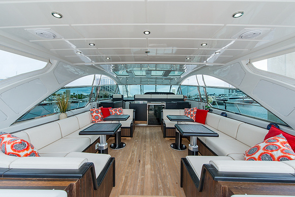 2007 Mangusta 80'  COAL BLOODED | Picture 5 of 44