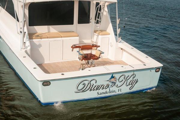 2005 Viking 56' 56 Convertible Diane Kay | Picture 7 of 68