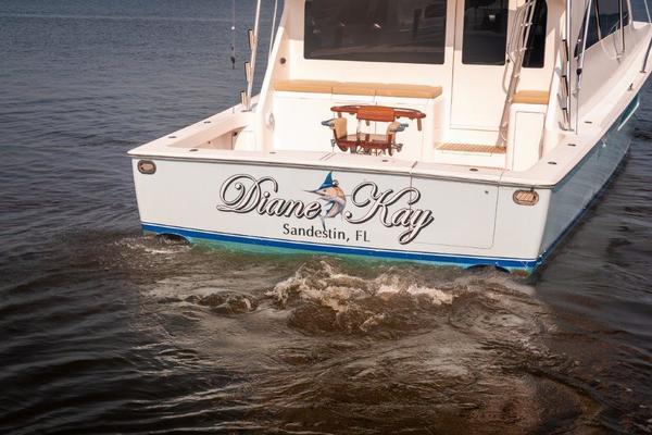 2005 Viking 56' 56 Convertible Diane Kay | Picture 3 of 68