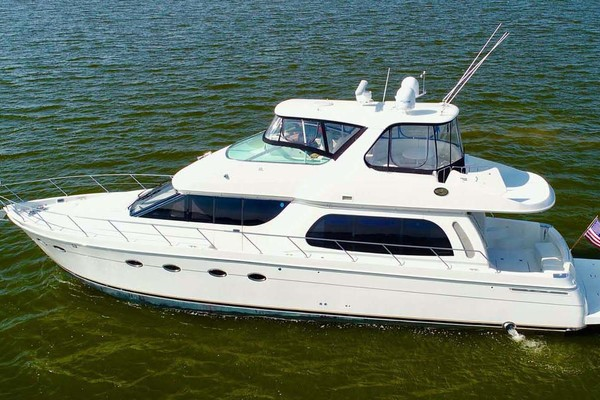 Carver 56' 560 Voyager 2006 - NEED A BREAK