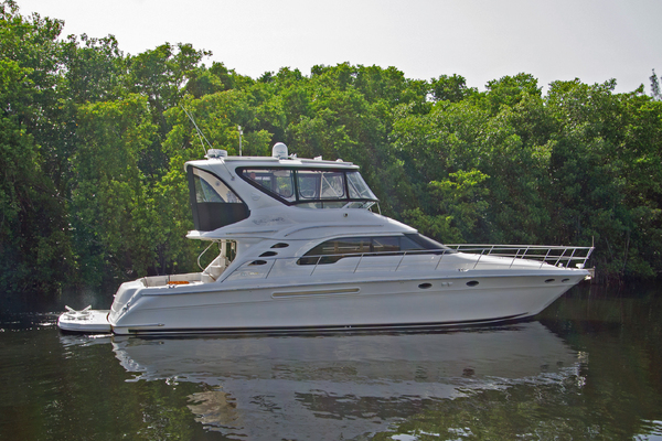 56' Sea Ray Sedan Bridge 2001 | SEADOC