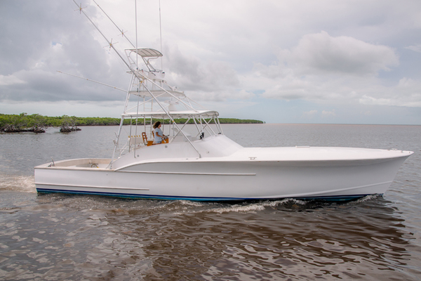 53' Blackwell 53 Express 1994 | Huntress