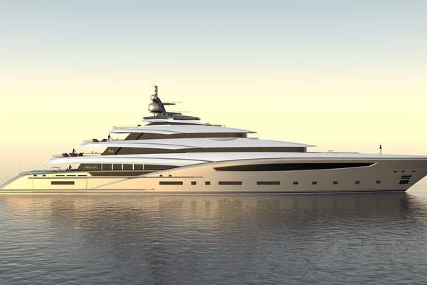 Picture Of a 2023 Custom 278 85m Motor Yachts