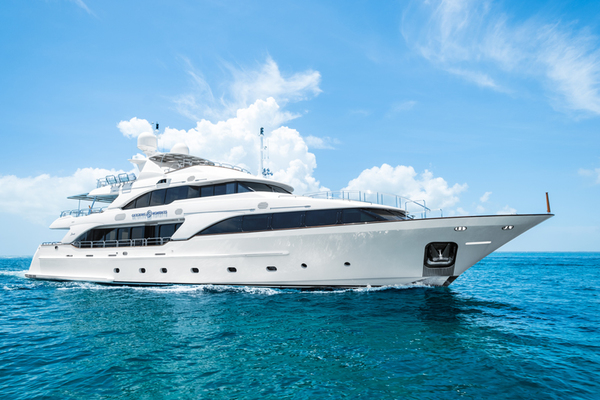 120' Benetti Classic 2008 | CATCHING MOMENTS *name reserved*
