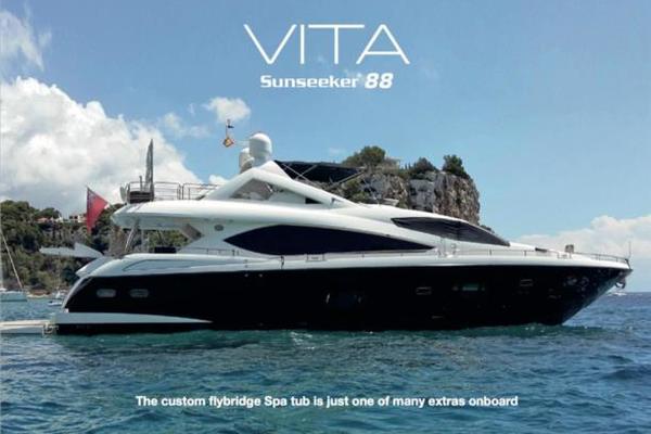 88' Sunseeker Sunseeker 88 2010 | VITA