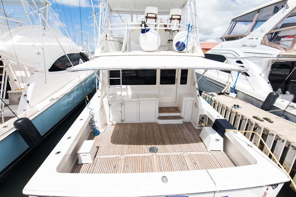 2004 Viking 55' 55 Convertible MarCaribe | Picture 8 of 63