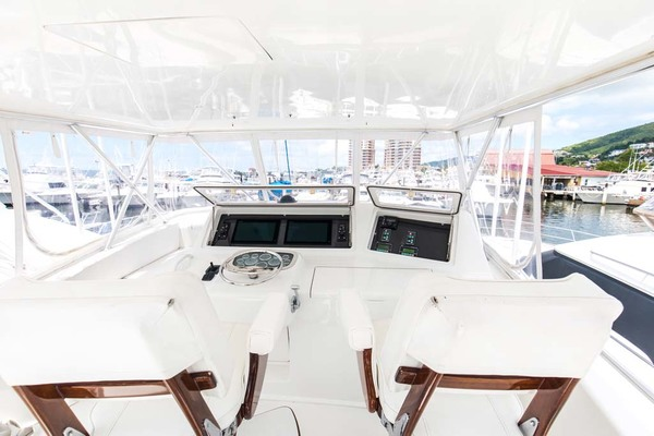 2004 Viking 55' 55 Convertible MarCaribe | Picture 4 of 63
