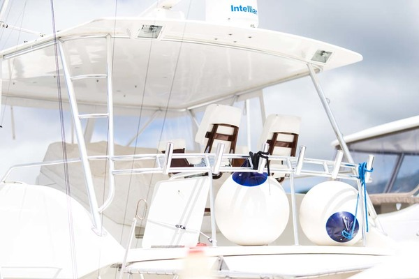 2004 Viking 55' 55 Convertible MarCaribe | Picture 2 of 63
