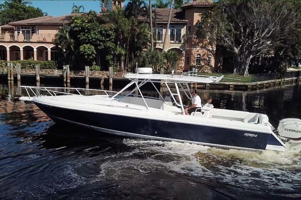 Intrepid 36' 366 Cuddy-Repowered 2002