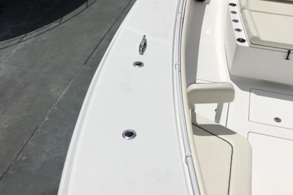 2016 Sea Hunter 45 Center Console