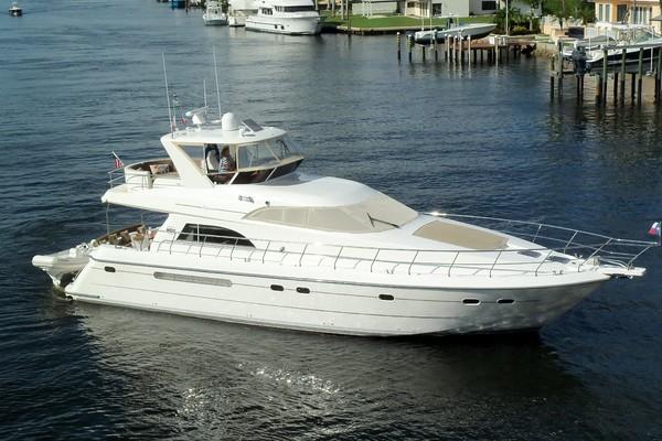 60' Neptunus Flybridge Motoryacht 1999 | Y KNOT
