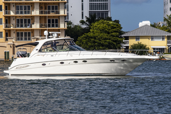 46' Sea Ray 460 Sundancer 2003 | Cool Change