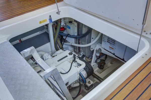 2014Prestige 55 ft 550 Flybridge   Tranquility Base