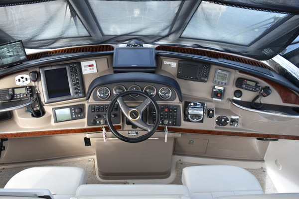 2001 Carver 50' 506 Motor Yacht Lady Faye  | Picture 3 of 26