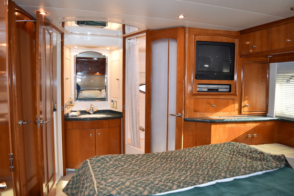 2001 Carver 50' 506 Motor Yacht Lady Faye  | Picture 8 of 26