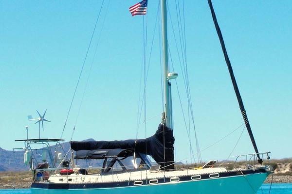 41' Morgan Catalina Classic 41 1987