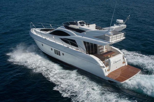 Picture Of: 53' Dyna Yachts Flybridge 2021 Yacht For Sale | 4 of 18