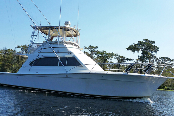 42' Egg Harbor 42 Convertible 1995 | Carol Ann