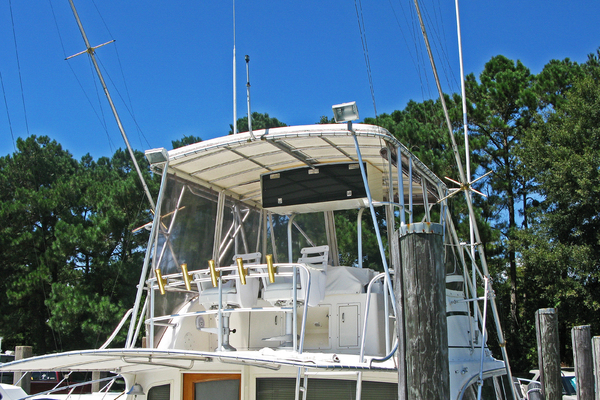 1995Egg Harbor 42 ft 42 Convertible   Carol Ann