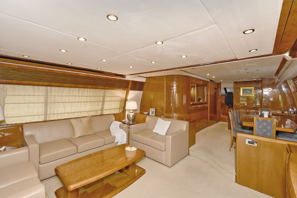 2006Princess 84 ft 84 Flybridge    Impromptu II
