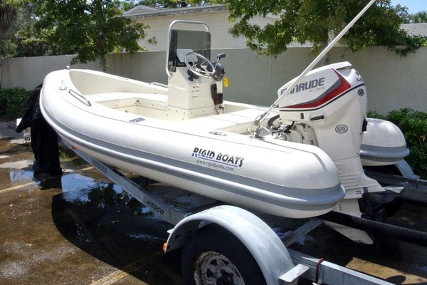 Rigid Boats 14' 14 Sport 2015