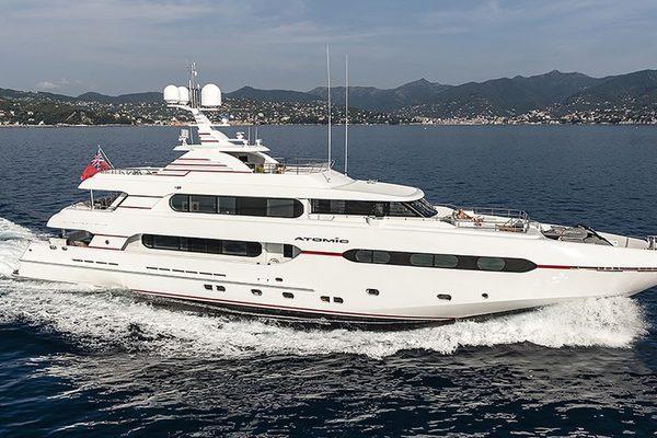 147' Sunrise Yachts 2014