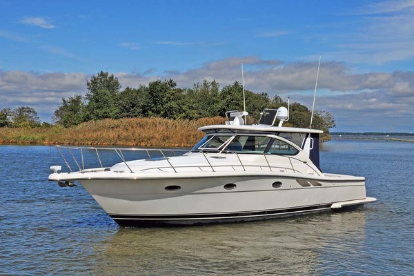 38' Tiara 3800 Open 2001 | Molly Kayte