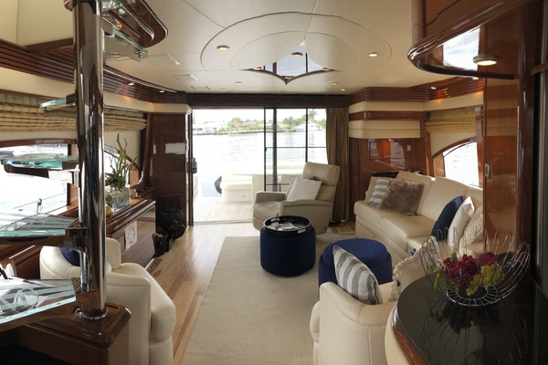 Picture Of: 69' Marquis 65 2006 Yacht For Sale   3 of 25