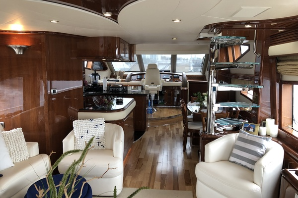 Picture Of: 69' Marquis 65 2006 Yacht For Sale   2 of 25