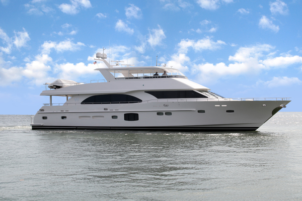 95' Hargrave Flush Deck 2016 | Freedom