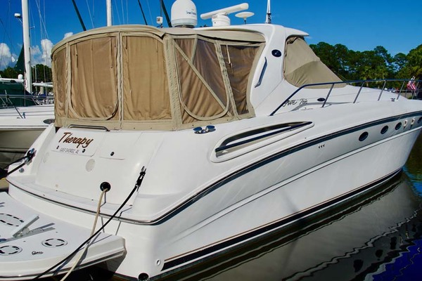51' Sea Ray 510 Sundancer 2002 | Therapy