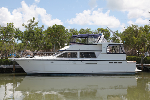 52' Jefferson Rivanna 52 CMY 1994 | Sea Dream