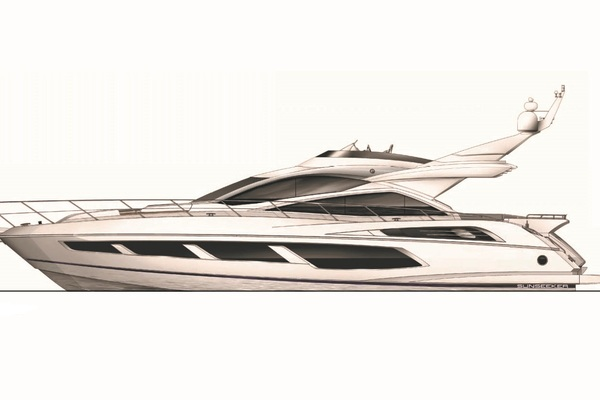 2014 Sunseeker 68' Sport  LONG WAY ROUND   Picture 3 of 36