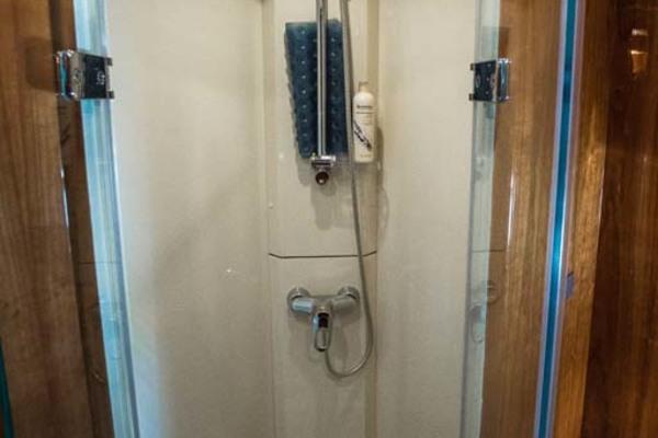 VIP Stateroom Shower